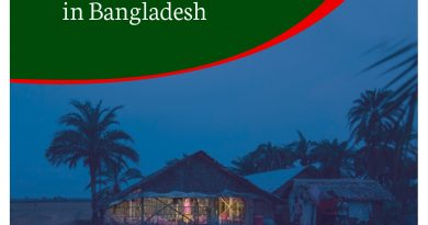 A B C D of Social Protection in Bangladesh