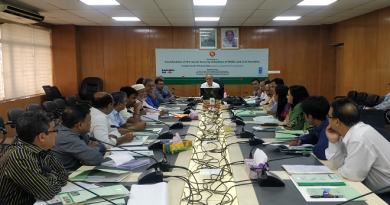Workshop on Coordination of the Social Protection Initiatives of the NGOs and Civil Societies Held on 9 Otober 2018