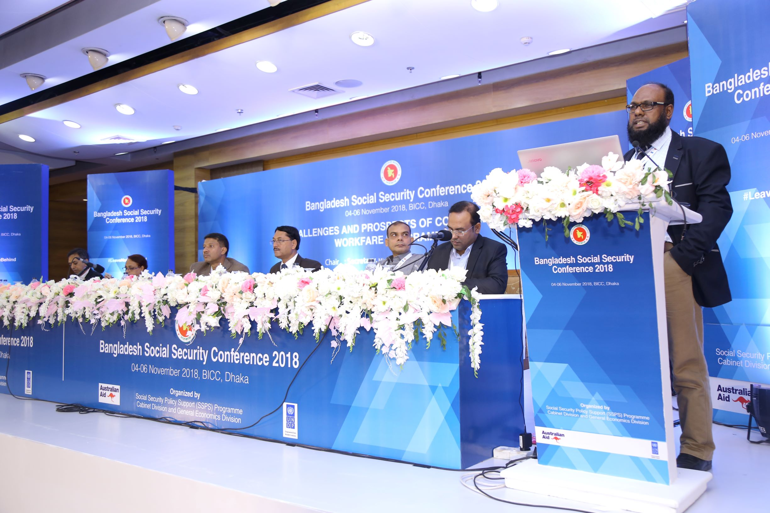 Bangladesh Social Security Conference and Fair 2018 held