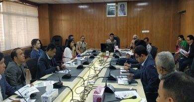 A Briefing Meeting on Indonesia Study Visit Held
