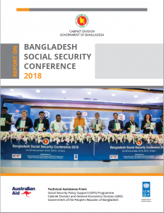 Report on Bangladesh Social Security Conference 2018