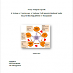 A Review of Consistency of National Policies with NSSS of Bangladesh