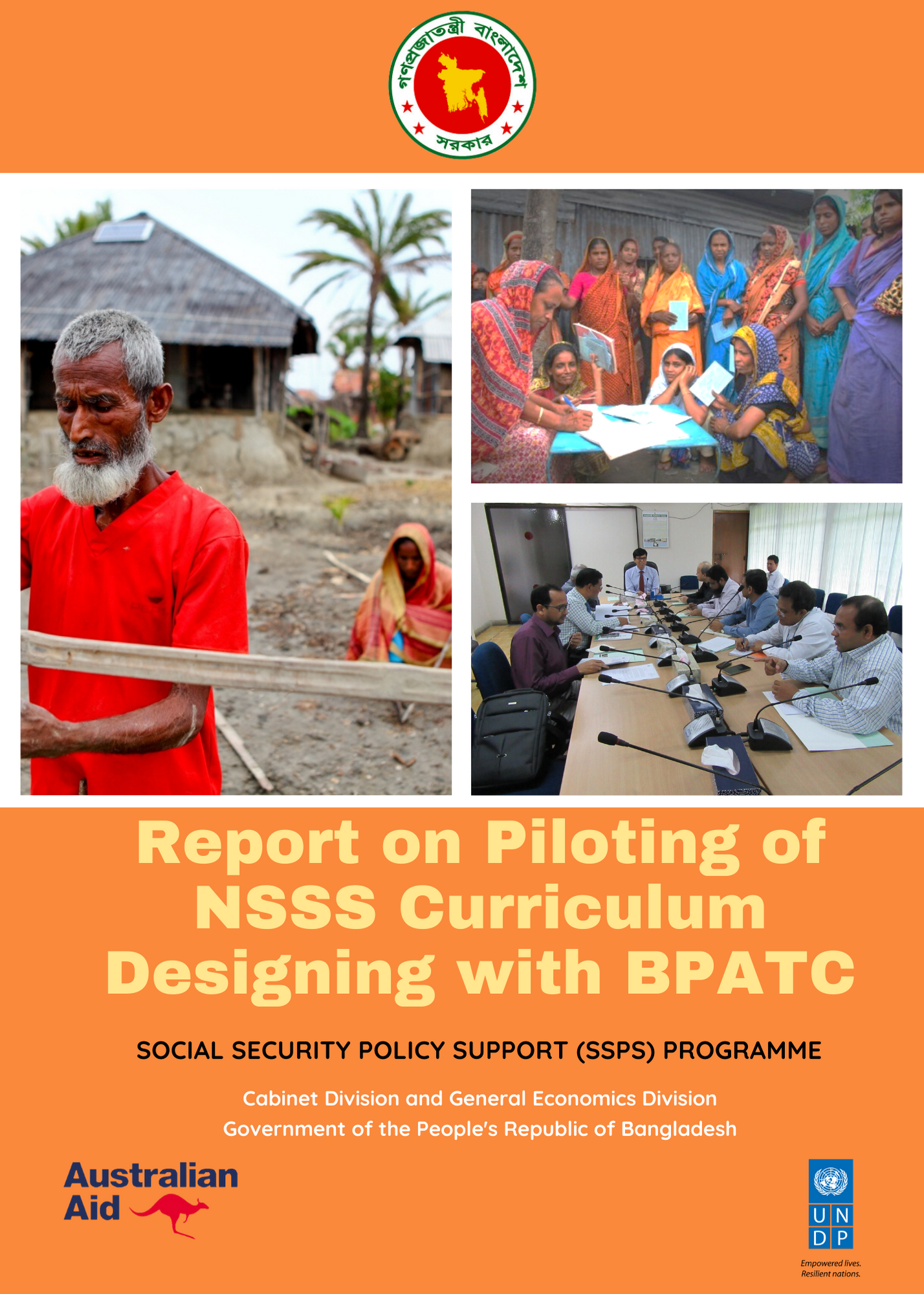 Study Tour on Social Protection and Related National Systems for Implementation