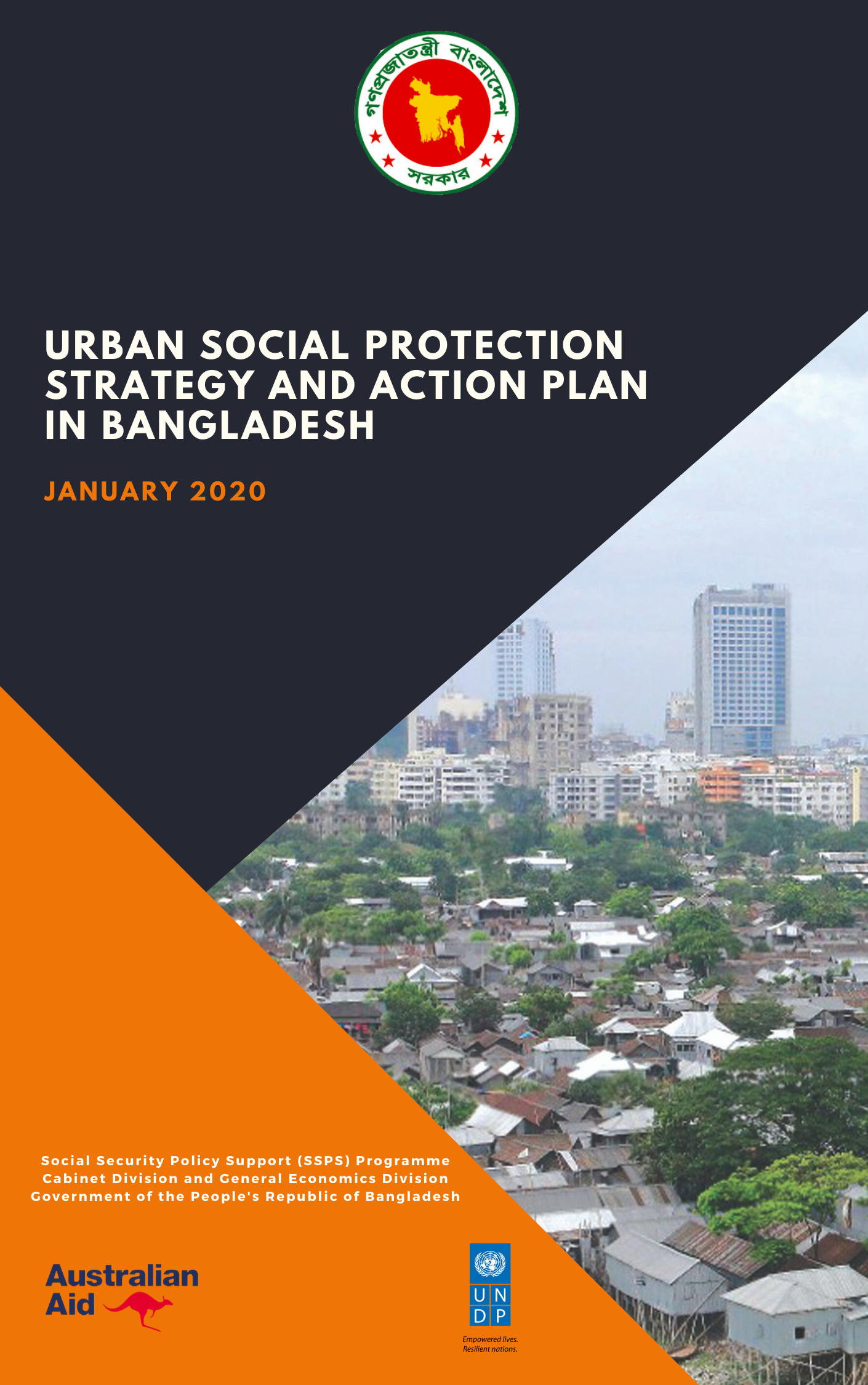 NSSS Urban Social Protection Strategy and Action Plan in Bangladesh